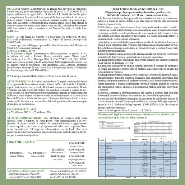 Depliant 2015, pagina 2